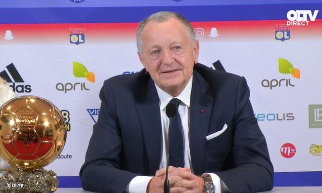 OL : Lyon devrait jouer sa finale à Kiev, avec ses supporters !