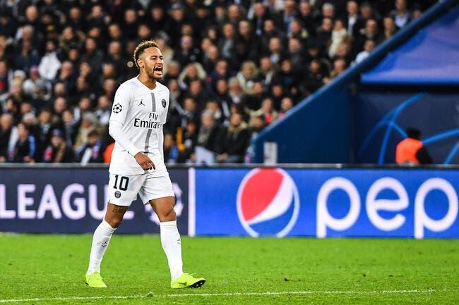 Neymar ouvre la porte à la Premier League — PSG