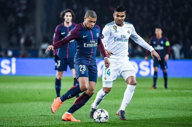 PSG : Le Real a zappé Mbappé grâce à ce joueur à 45ME