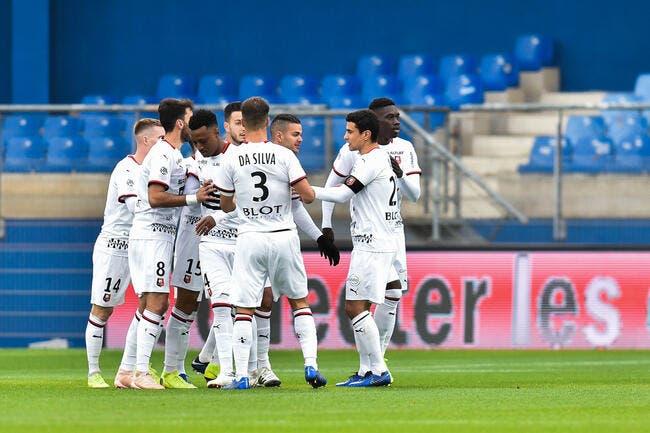 Lamouchi mis à pied (officiel) — Stade Rennais