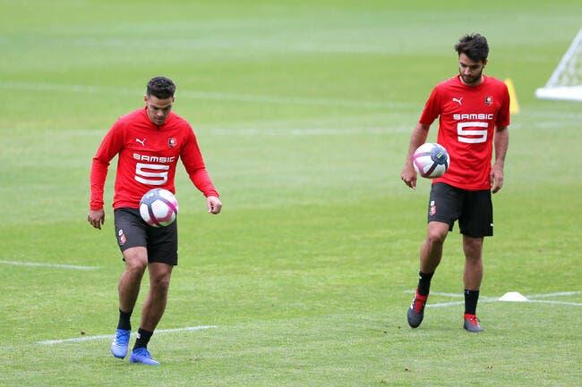 SRFC : Rennes sort tous ses anciens lyonnais