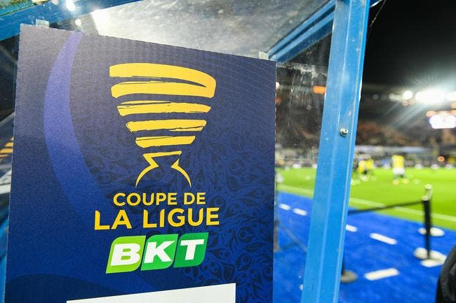 TV : Surprise, les diffuseurs snobent la Coupe de la Ligue...