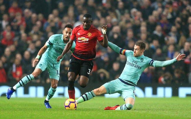Ang : Man Utd et Arsenal se neutralisent