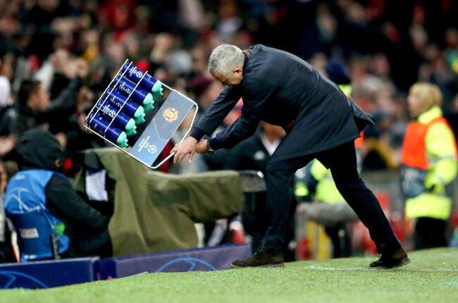 Ang : Mourinho à bout de nerfs avant de jouer sa tête contre Arsenal !