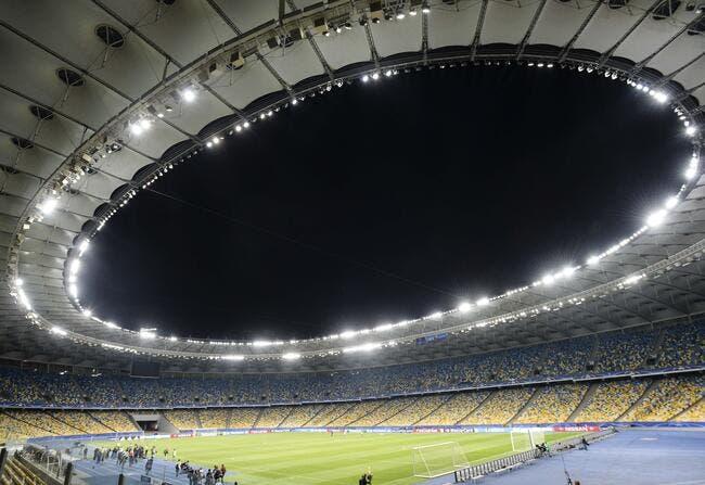 LdC : Donetsk-OL se jouera bien à Kiev