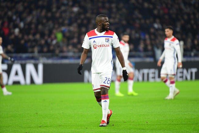 Ol : Tanguy Ndombele sort sur blessure contre Rennes