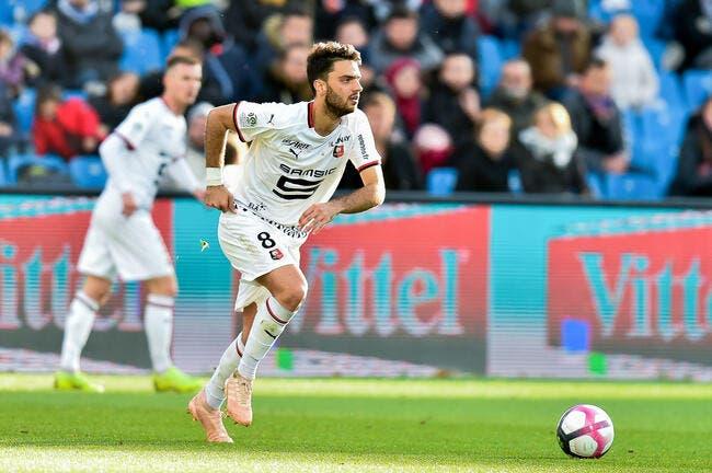 SRFC : Grenier s'agace et dément cette rumeur tenace à Rennes
