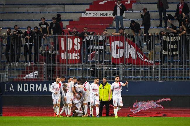L1 : Nîmes - Nantes reporté à son tour !