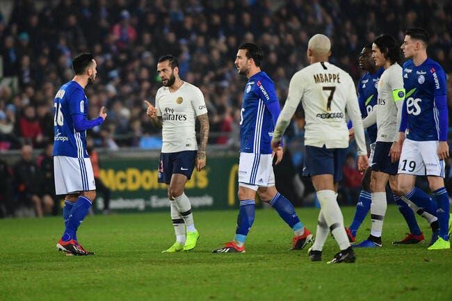 PSG: Strasbourg les a grillés, les Parisiens ne voulaient pas jouer