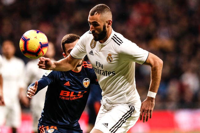 Real Madrid : Loin du Ballon d'Or, Karim Benzema quand même récompensé