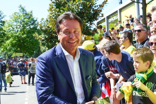 Le plus gros dossier de l'ère Kita enfin bouclé — FC Nantes