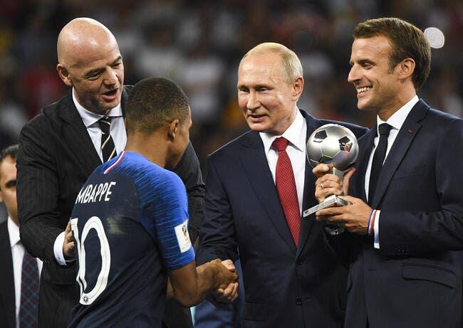 Neymar devant Macron, Mbappé, Aulas... Qui influence le foot mondial?
