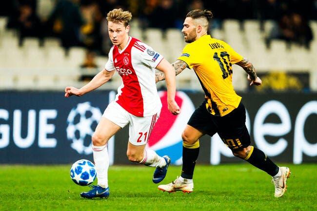 PSG: L'énorme coup, De Jong a choisi Paris au mercato !