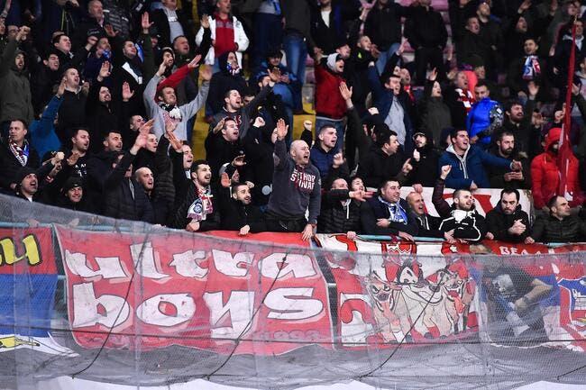 PSG : Les supporters partent à 500 à Belgrade...