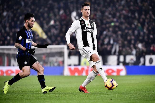 Serie A : Inarrêtable, la Juventus éloigne l'Inter Milan