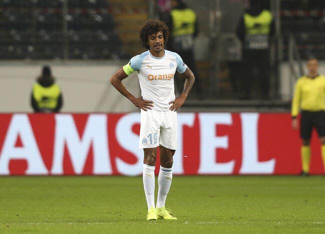 OM: Des joueurs s'en foutent, Luiz Gustavo n'en croit pas ses yeux