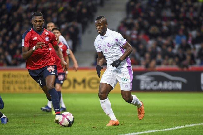 L1 : Lille s'en sort miraculeusement contre Reims !