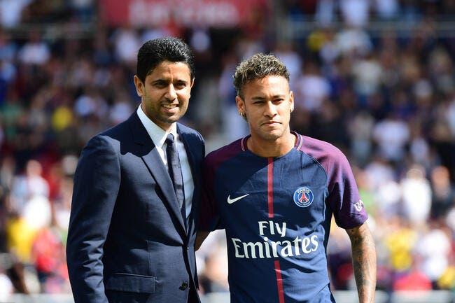 PSG : Neymar signe un gros contrat pour booster l'image du Qatar