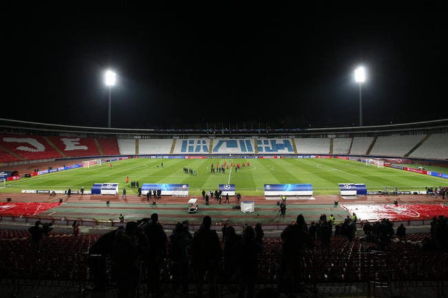 LdC: ER Belgrade – PSG : les compos (21h sur RMC 1)