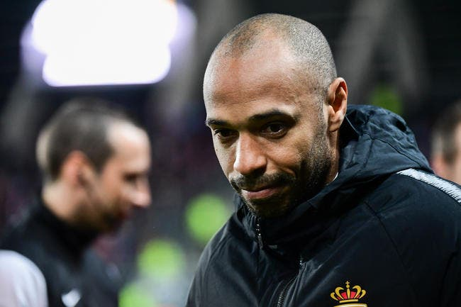 ASM : Thierry Henry a déjà zappé l'Europe, il ne pense qu'à l'OL