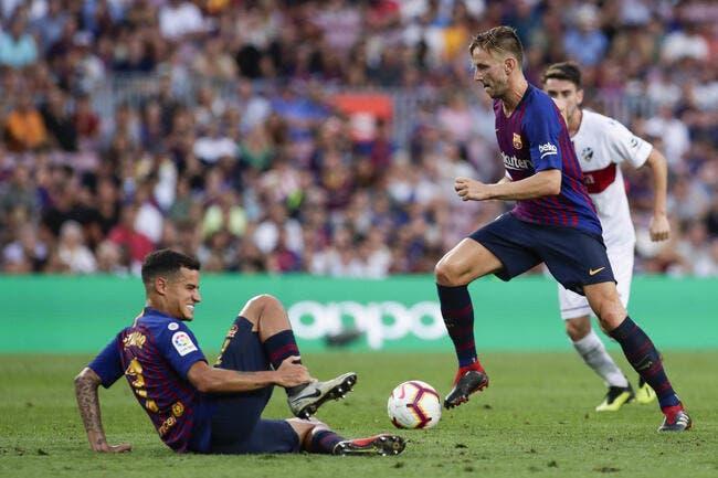 Rakitic et le club démentent tout accord pour un départ — Mercato Barça