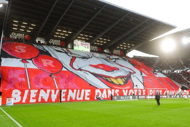 L1: Guingamp-Rennes passe à la trappe aussi