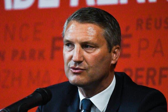 SRFC : Ce Rennes est historique, Létang rêve donc en grand