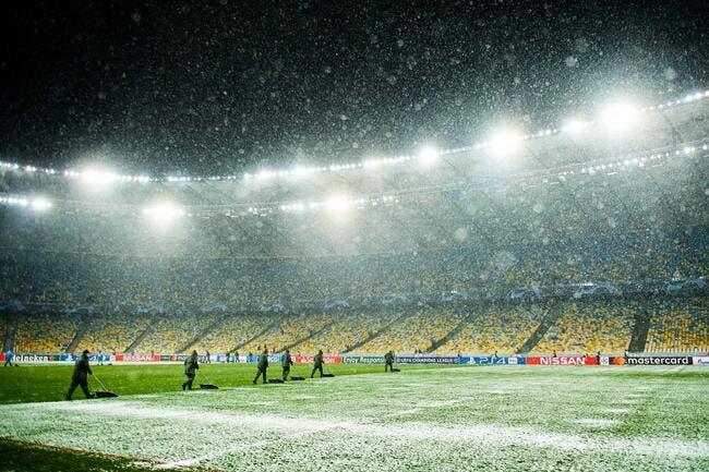 OL : Ce coup glacial qui a fait trembler Lyon à Kiev