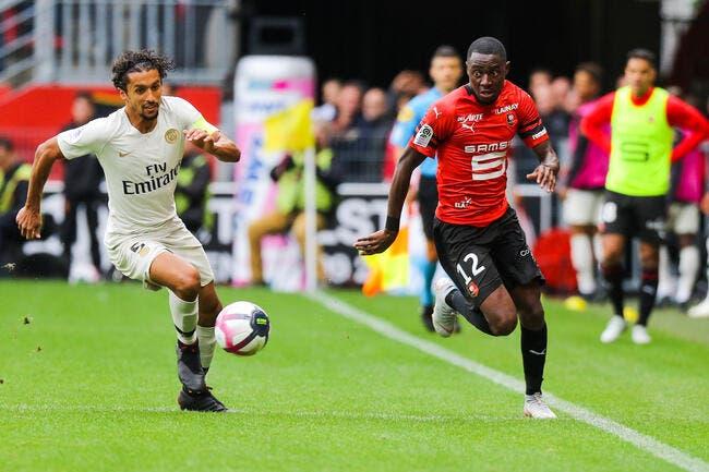 Rennes : Un joueur rêve du PSG, et ce n'est pas Ben Arfa