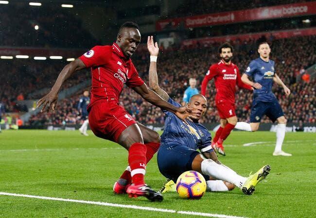 PL : Liverpool terrasse Man United et s'offre le derby d'Angleterre