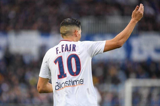 L1: Fajr sauve Caen dans une fin de match bizarre