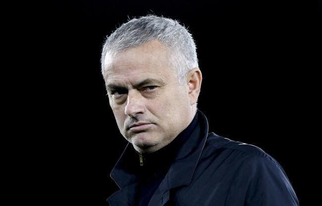 Officiel : Coup de tonnerre, Man United vire José Mourinho !