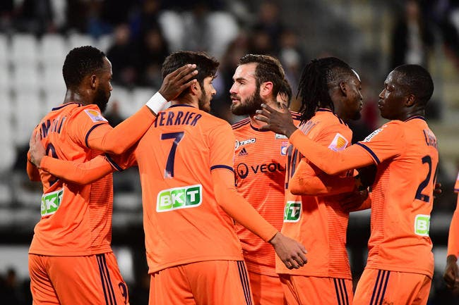 CdL : Lyon a tremblé deux minutes contre Amiens
