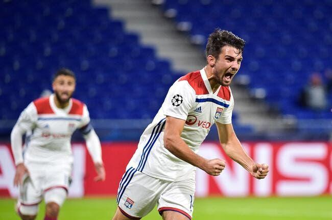 OL : Remplaçant à Lyon, il pense déjà à l'Equipe de France