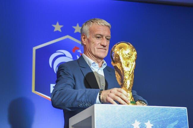 EdF: Deschamps-Mourinho, Ménès n'ira pas jusqu'à les comparer