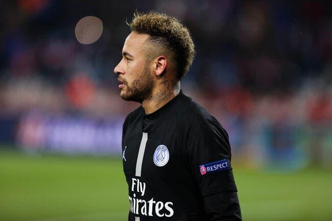 La nouvelle coupe de cheveux de Neymar (PSG) — WTF