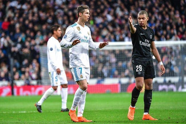 PSG : Le rendez-vous est pris, Mbappé attend Cristiano Ronaldo