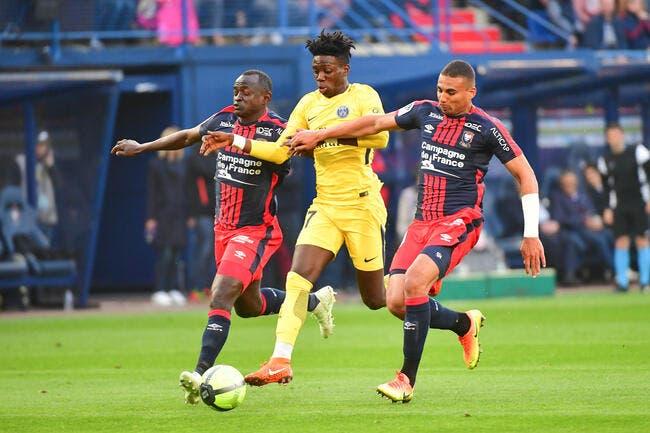 Le jeune attaquant Timothy Weah annonce son départ du PSG — Mercato