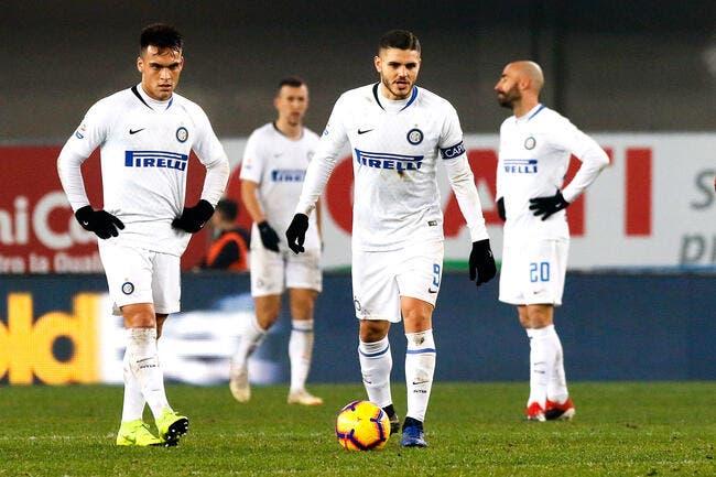 Football Italie Serie A Le Choc Bouillant Pour L Inter Foot 01