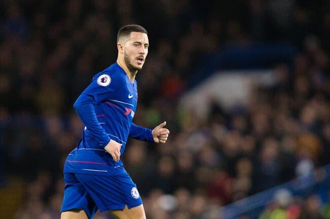 Chelsea: Sarri demande à Hazard d'arrêter son cirque au mercato
