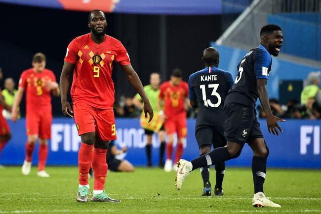 Bel : Lukaku n'a pas le seum contre la France, il a «la rage et la haine»