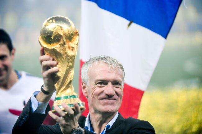EdF : Didier Deschamps n'en peut plus de cette critique anti-France