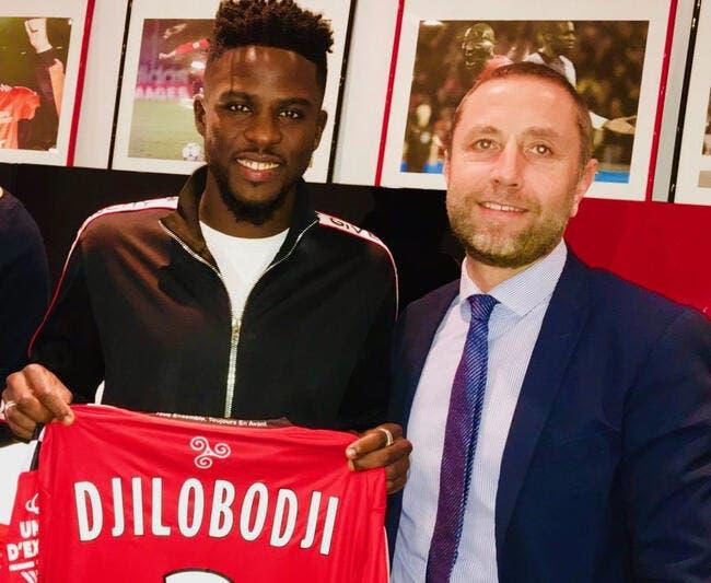 Papy Djilobodji s'est engagé avec Guingamp pour six mois — Officiel
