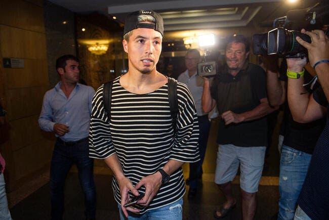 Official: Samir Nasri signe à West Ham