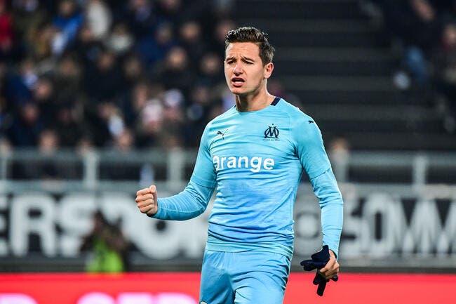OM : Florian Thauvin joueur de l'année à l'OM pour la 3e année de suite !