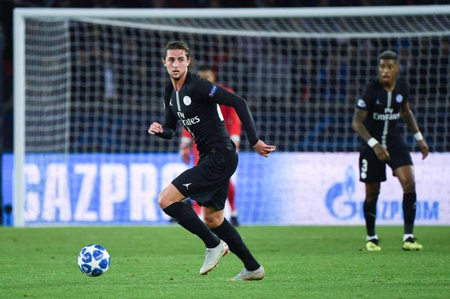 PSG: Rabiot finds himself too strong for Tottenham, the offer hasn't even studied!