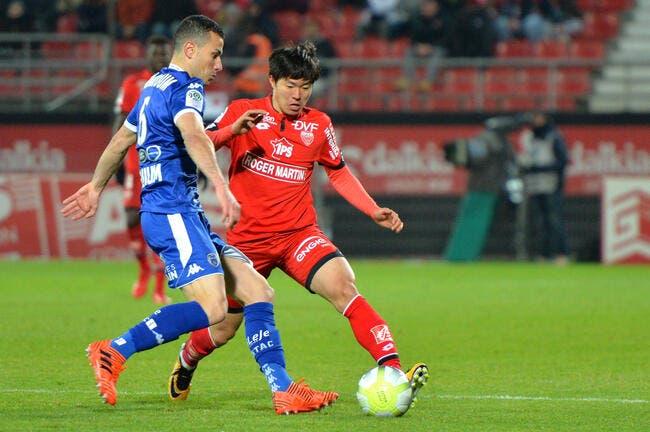 L1: Le match entre Troyes et Dijon reporté