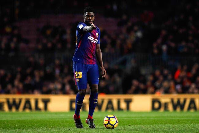 Mercato, Samuel Umtiti fixé pour sa prolongation de contrat — Barça