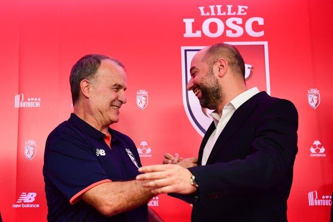 Bielsa réclame 18,6 millions à Lille !