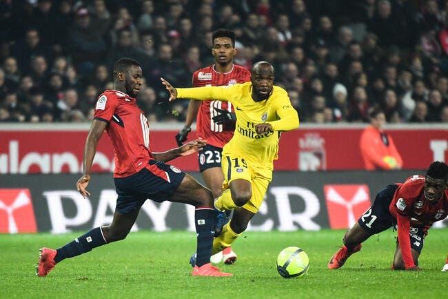 Le PSG surclasse Lille